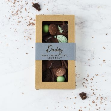 Chocolate Mint Medley Loaded Chocolate Bar