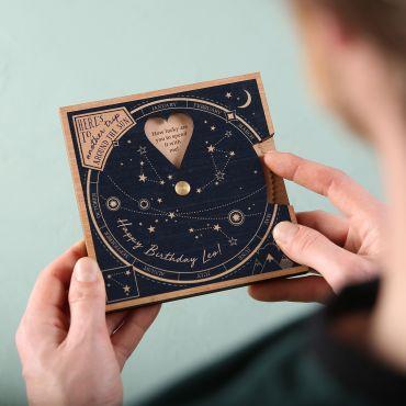 Birthday Memories Planisphere